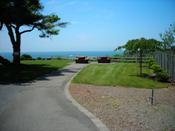 Photo of Chetco Point picnic area and scenic overlook