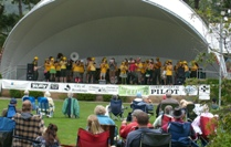 Photo of AMF Concert at Bandshell