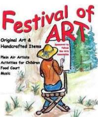 Graphic Image for Festival of Art