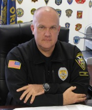 Photo of Public Safety Director Wallace