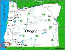 21 popular Brookings Oregon Map bnhspinecom